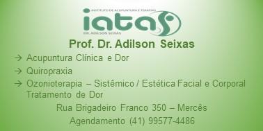 Instituto de Acupuntura e Terapias Dr. Adilson Seixas
