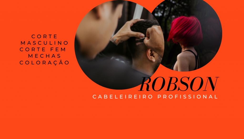 Robson Francisco Ferreira Cabeleireiros Ltda