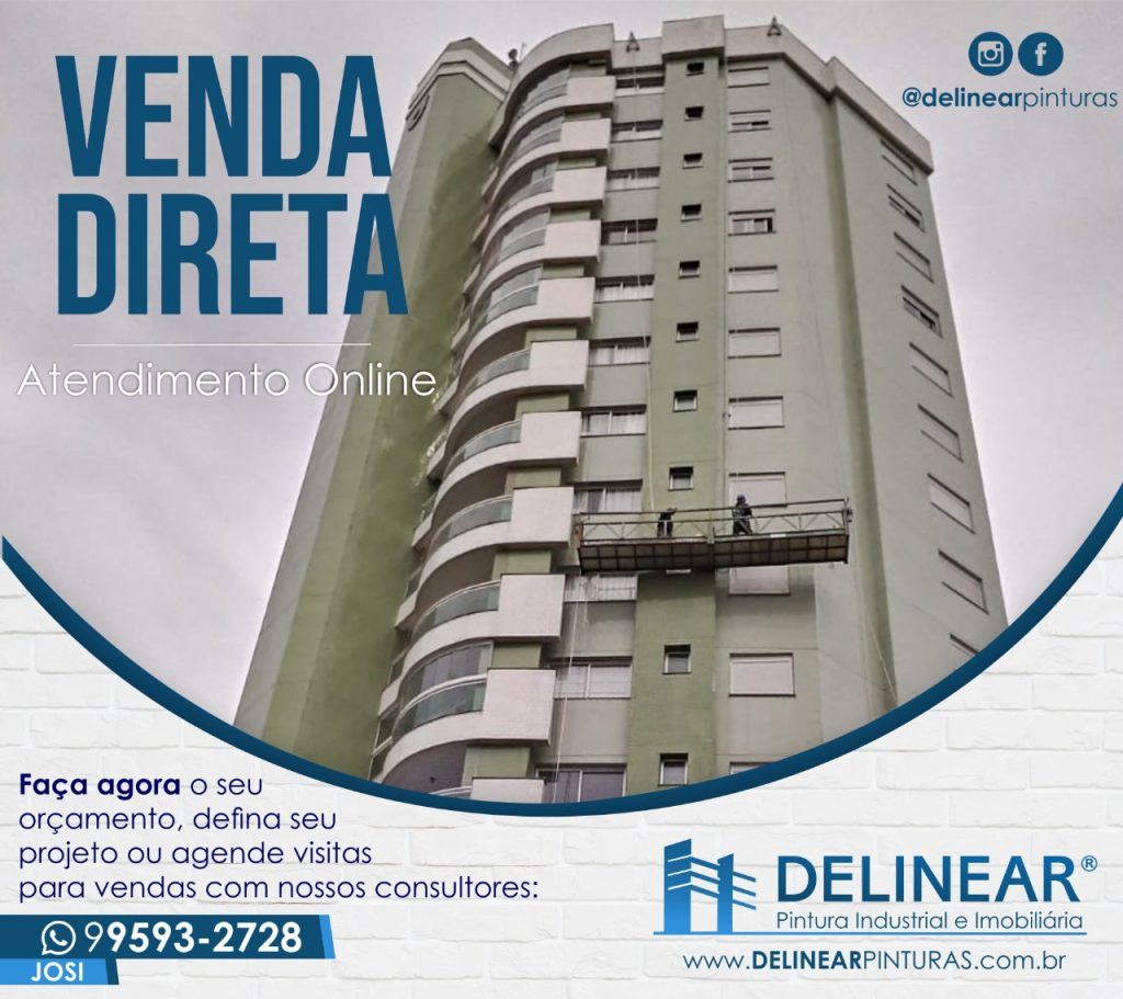 Delinear Pintura Industrial e Imobiliária